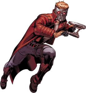 It may have taken me 30+ years, but I finally found a decent look. Thanks, Disney! (Image courtesy of the Marvel Comics wiki)