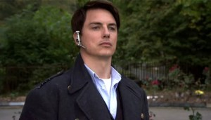 Man, even Jack looks like a tool wearing a Bluetooth. (Image courtesy of the Doctor Who Wiki)