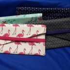 Angled Zip Clutch and The Sewing Summit