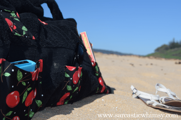 Sew a Roll Up Beach Bed.  Comprehensive CraftTutorial.