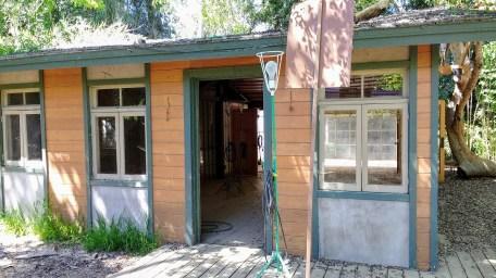 Dexter's kill cabin!