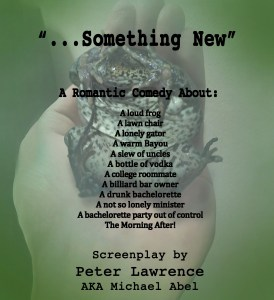 Something New screenplay