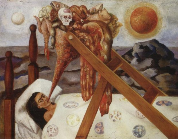 Without Hope by Frida Kahlo