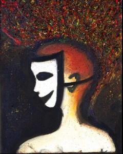 The Mask by Riddhi Parikh