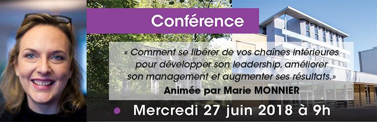 Conférence « Comment se libérer de vos chaînes intérieures... », 27 juin 2018