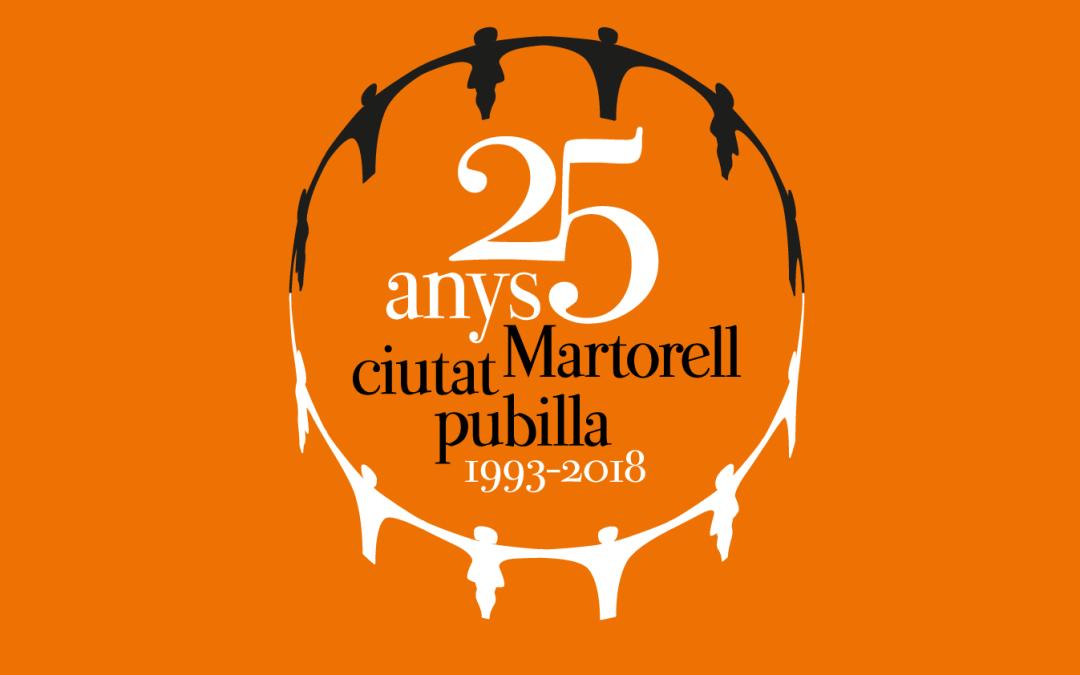 25 anys de Martorell Ciutat Pubilla de la Sardana