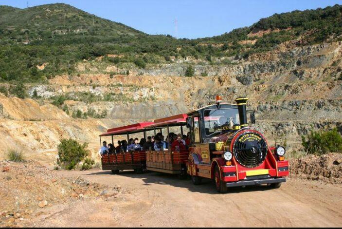 Trenino avventura Montalbo