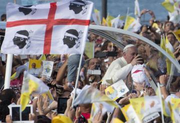 Sardegna, Papa Francesco a Cagliari