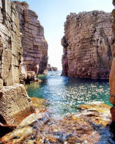 La Conca, Isola di San Pietro (foto carloforte_foto su Instagram)