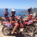 B&B Domus De Janas - A spasso nella costa sulle moto enduro