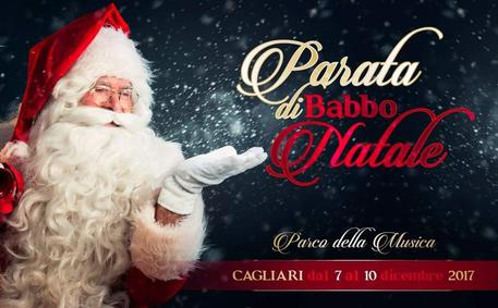 Dove E Babbo Natale.Il Villaggio Di Babbo Natale A Cagliari Ecco Quando E Dove