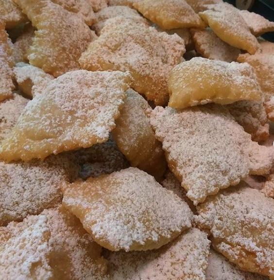 Ricette Sarde Dolci Raviolini Fritti Con Ripieno Di Ricotta