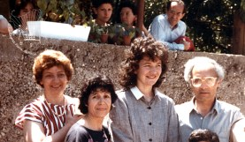 Medjugorje: Virginia con Viska – Foto di Sardegna Terra di Pace – Tutti i diritti riservati