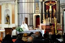 Galtellì: un momento della Santa Messa - Foto di Sardegna Terra di Pace - Tutti i diritti riservati