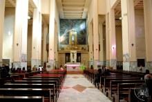 Nuoro: interno del Santuario Madonna delle Grazie - Foto di Sardegna Terra di Pace - Tutti i diritti riservati