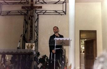Medjugorje: padre Jozo a Tihaljina – Foto di Sardegna Terra di Pace – Tutti i diritti riservati