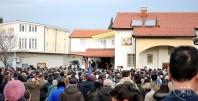 Medjugorje: testimonianza di Vicka – Foto di Sardegna Terra di Pace – Tutti i diritti riservati
