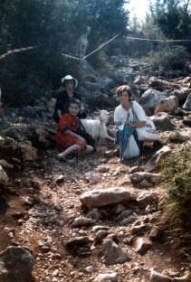 Sosta per il Podbrdo con nastro di divieto di salita – Foto di Sardegna Terra di Pace – Tutti i diritti riservati