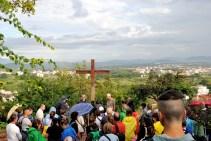 Medjugorje: croce dell'apparizione del 26 Giugno 1981 (2) - Foto di Sardegna Terra di Pace - Tutti i diritti riservati