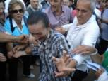 Medjugorje, 2 Maggio 2011: Vicka tra i fedeli - Foto di Gospodine - Tutti i diritti riservati
