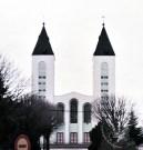 Medjugorje: Chiesa di San Giacomo – Foto di Sardegna Terra di Pace – Tutti i diritti riservati
