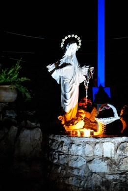 Medjugorje, Esaltazione della Croce 2014: la Croce Blu (4) – Foto di Sardegna Terra di Pace – Tutti i diritti riservati