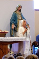 Medjugorje, Esaltazione della Croce 2014: Suor Cornelia – Foto di Sardegna Terra di Pace – Tutti i diritti riservati