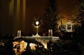 Medjugorje, Capodanno 2015: Adorazione Eucaristica (2) – Foto di Sardegna Terra di pace – Tutti i diritti riservati