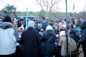 Medjugorje, Capodanno 2015: in attesa della apparizione del 2 Gennaio (6) – Foto di Sardegna Terra di pace – Tutti i diritti riservati