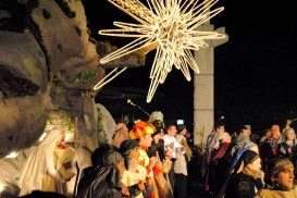 Medjugorje, Capodanno 2015: Musical sulla Natività della Comunità Cenacolo (1) – Foto di Sardegna Terra di pace – Tutti i diritti riservati