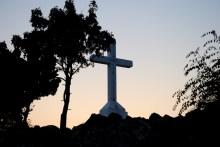 Medjugorje, B.V.M. Assunta 2015: Croce sul Krizevac – Foto di Sardegna Terra di pace – Tutti i diritti riservati