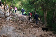 Medjugorje, Anniversario Apparizioni 2016: Via Crucis sul monte Krizevac (2) – Foto di Sardegna Terra di pace – Tutti i diritti riservati