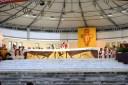 Medjugorje, Esaltazione della Croce 2016: Altare esterno (4) – Foto di Sardegna Terra di pace – Tutti i diritti riservati