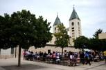 Medjugorje, Esaltazione della Croce 2016: Spazio parrocchiale – Foto di Sardegna Terra di pace – Tutti i diritti riservati