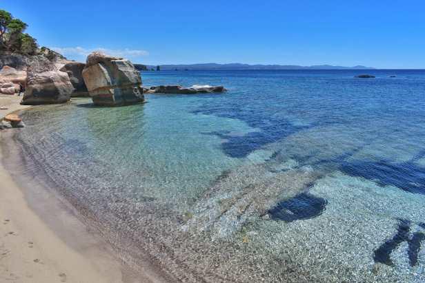 spiaggia di geniò