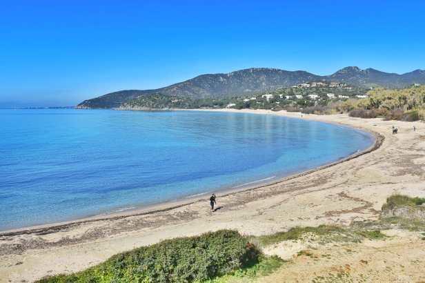 Spiaggia di baccu mandara