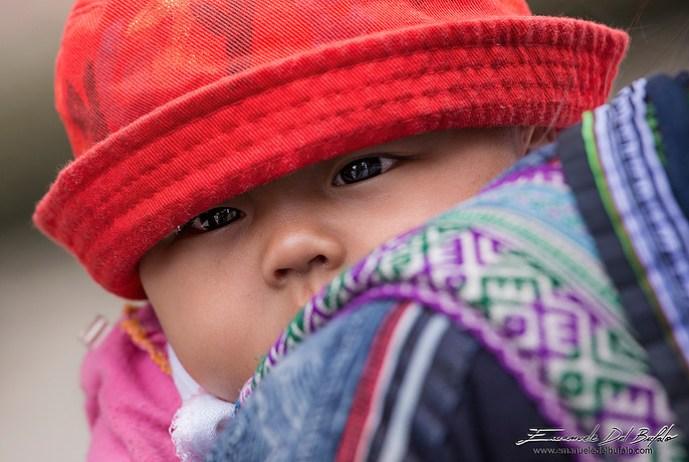 Occhi del Vietnam