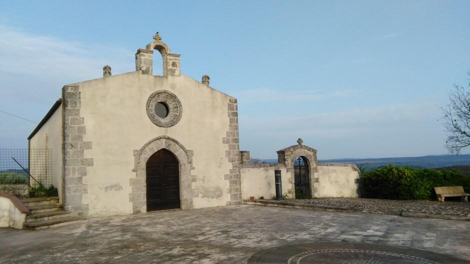 Chiesa di Sant'Antonio Abate - Monteleone Roccadoria