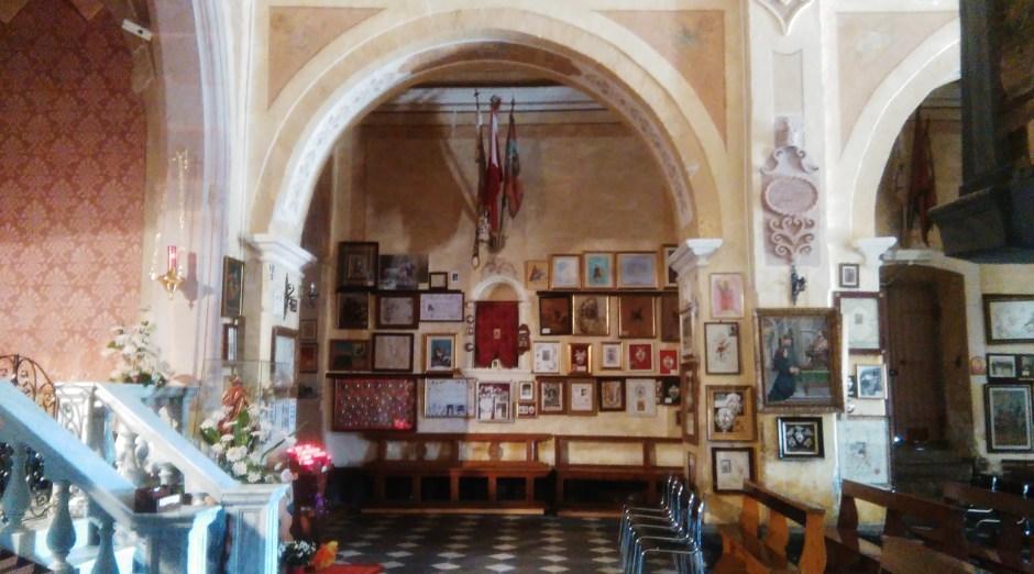 Chiesa di San Costantino - Sedilo