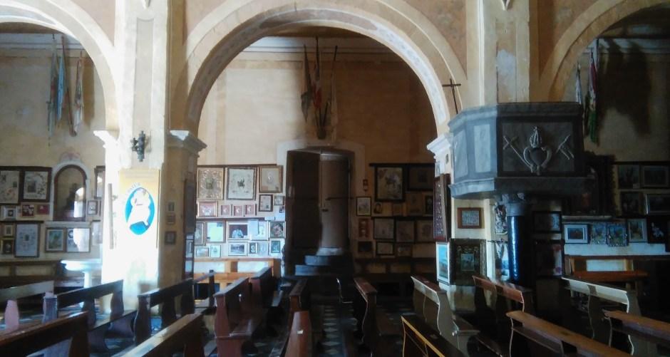 Ex-voto Chiesa di San Costantino - Sedilo