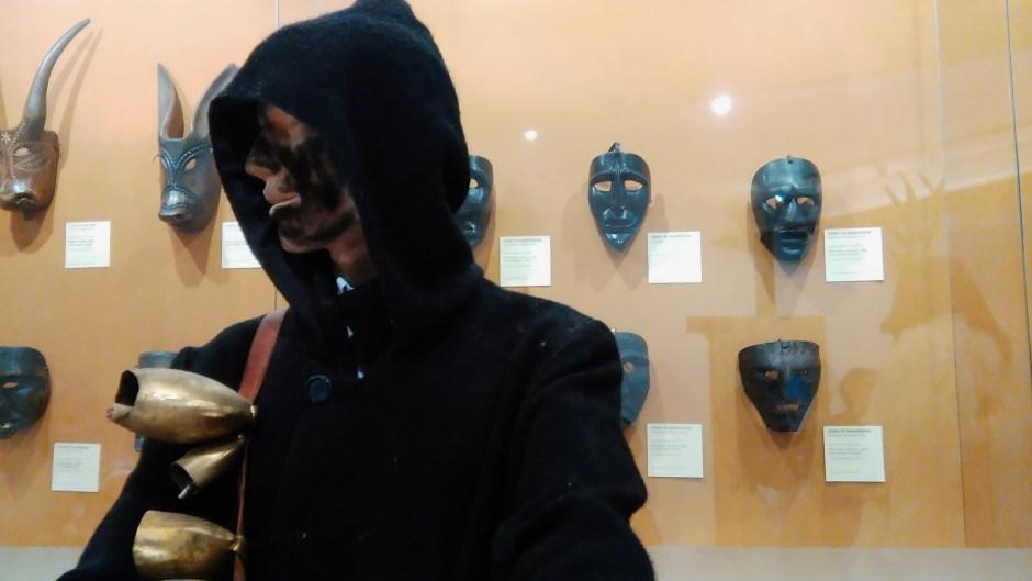 Thurpos - Museo delle maschere. Mamoiada