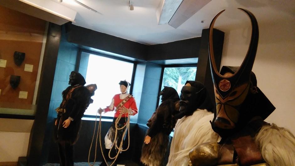 Museo delle maschere. Mamoiada