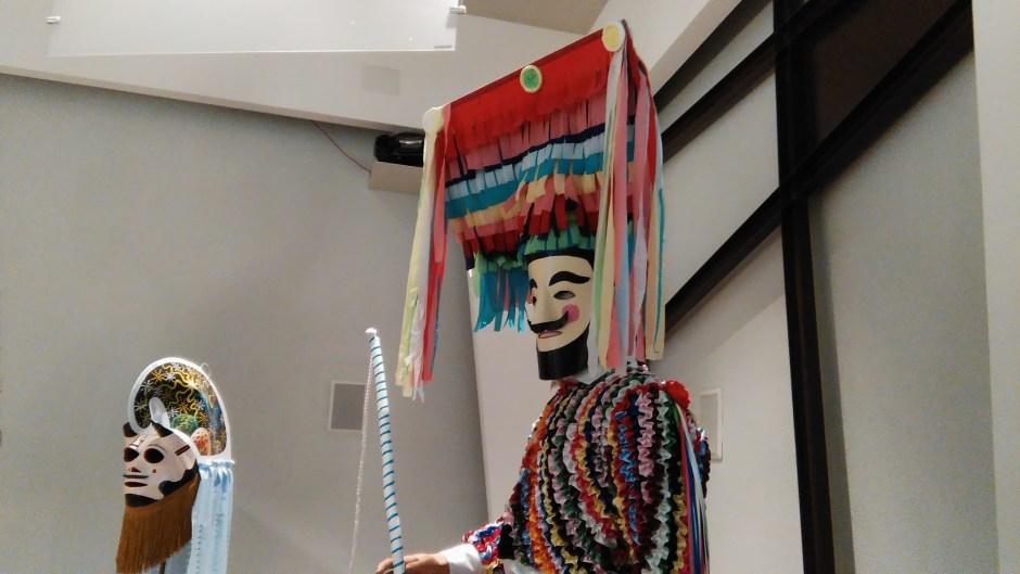 Maschere spagnole - Museo delle maschere. Mamoiada