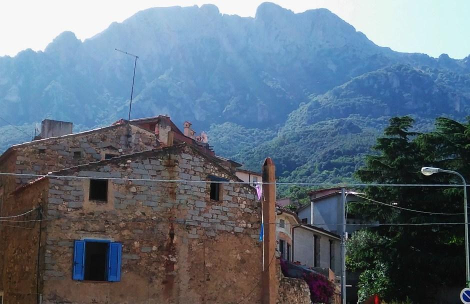 Oliena - Alle pendici del Monte Corrasi
