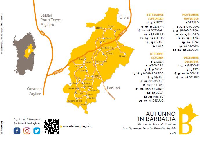 carta autunno in barbagia 2016