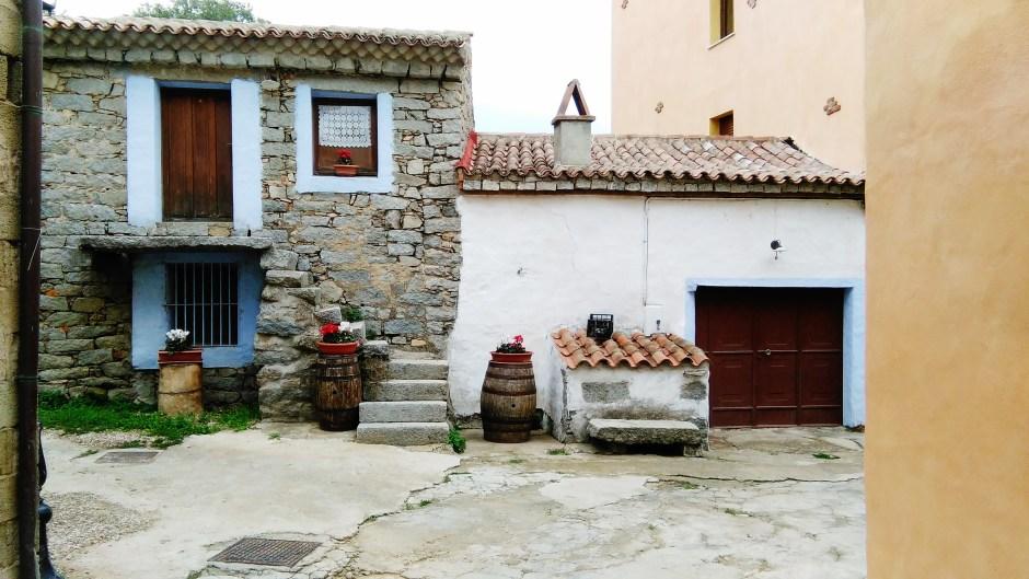 Lodine - centro storico