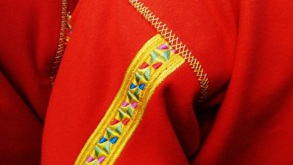 I ricami del costume di Desulo