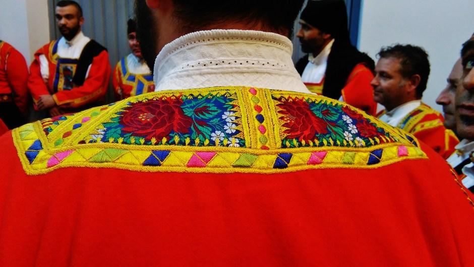 Desulo costume tradizionale