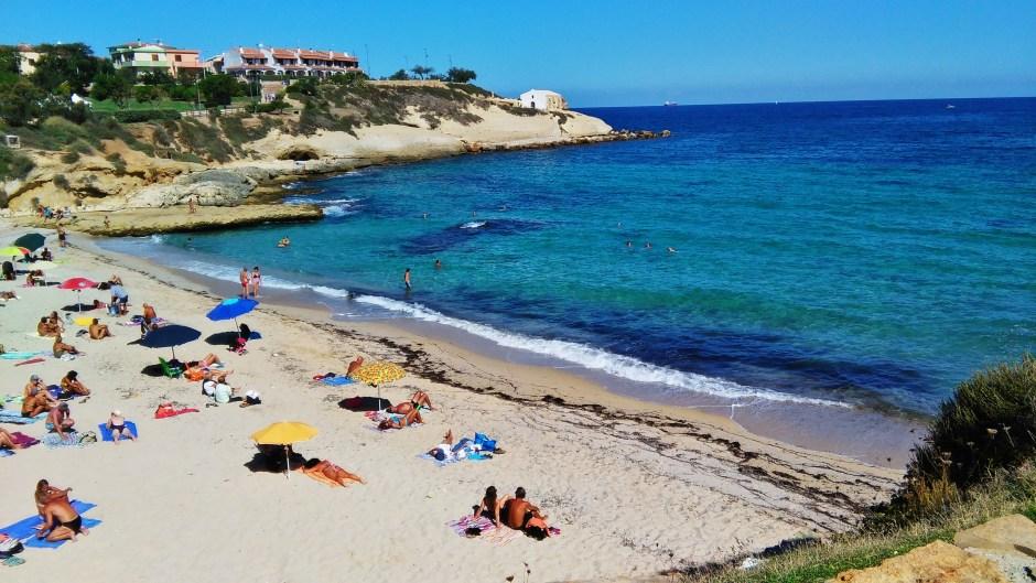 La spiaggia di Balai