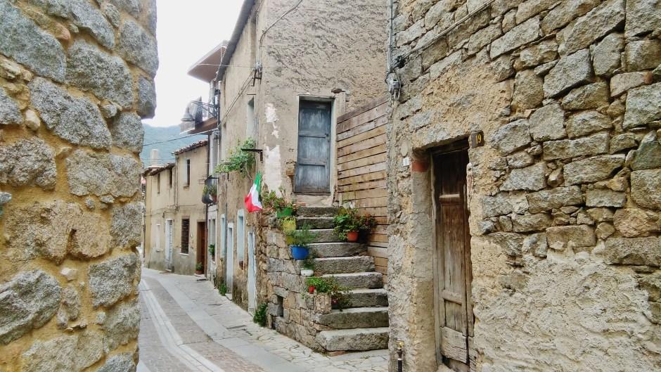 Ovodda - Via Mazzini
